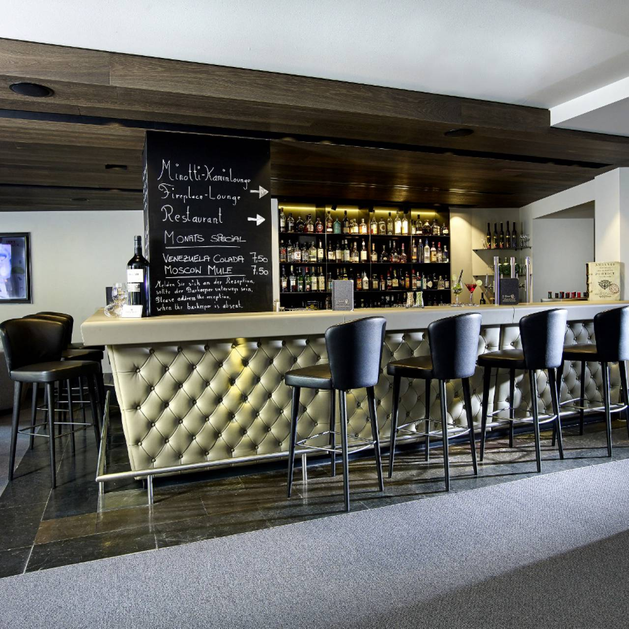 Bar dell'Hotel das Innsbruck